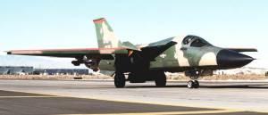 F111 Aircraft