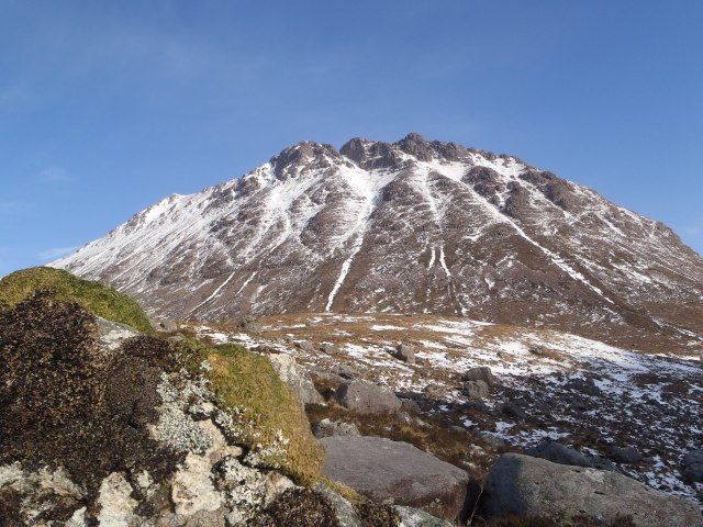The magnificent Corbett Benn Dearg Mhor this week a special place to be,