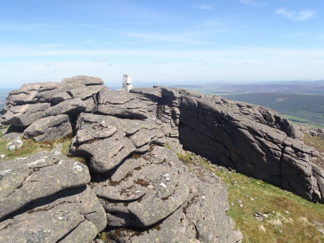 Granite Tors on Rinnes - special.