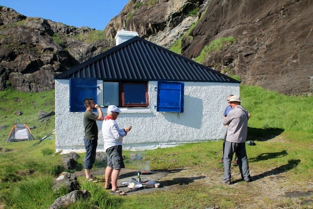 The Coruisk Hut what a place to be.