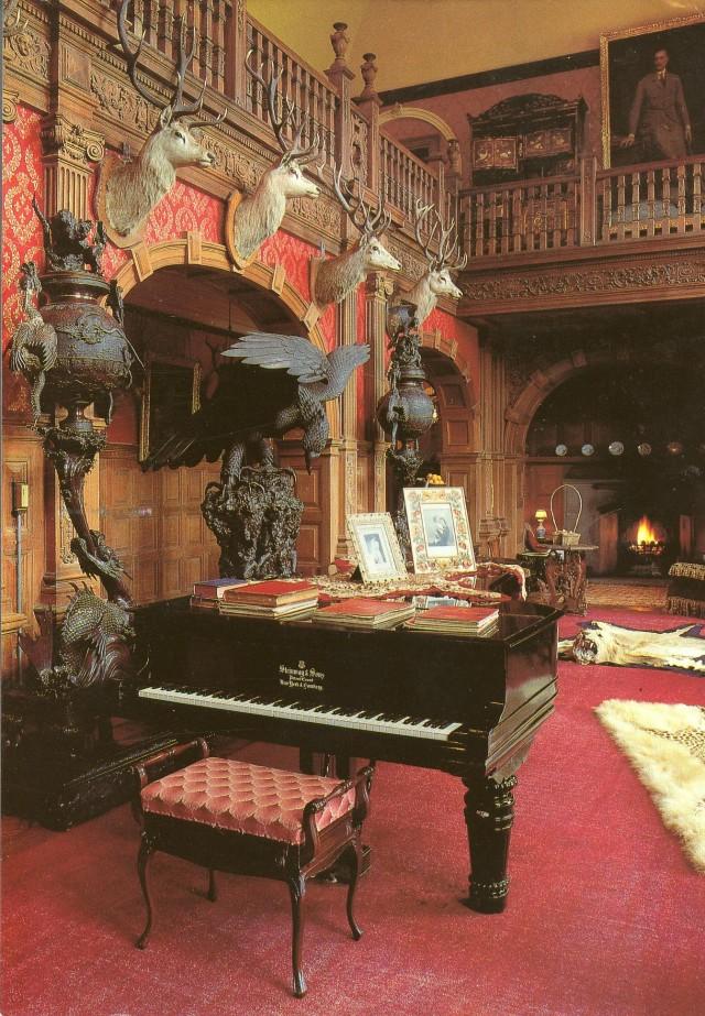 Rum Castle - mid 90's