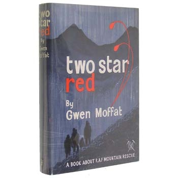 two-star-red-by-gwen-moffat-and-lord-tedder-first-edition-with-dust-jacket-b0011328a-thumbnail