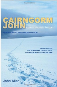 An interesting view of Rescue in the Cairngorms!