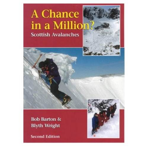 This is a must read for all who venture on the Scottish Mountains  in winter. Worth rereading every year. A great Stocking Filler for Christmas, but give it to them now the snow is here!