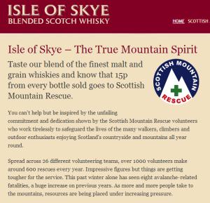Isle of Skye whisky 3