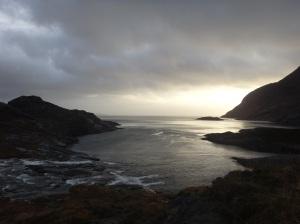 Coruisk a wonderful place on Skye.