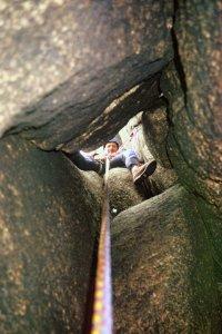 Arran in the depths Labyrinth!