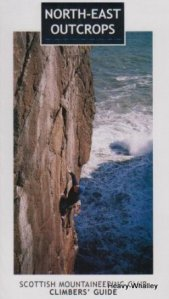 The North East Outcrop Guide Book - great for new places to climb.