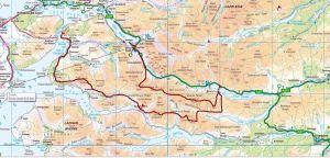 Map 2 - Glenelg - Kintail
