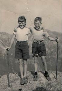 1960 Arran days