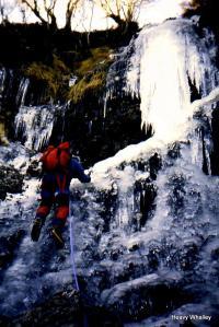 Loch Broom near Ullapool ice