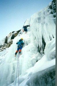 1994 Smoking the White Owl near the Ski Centre !