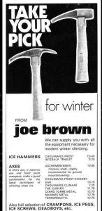 alpine hammer catalogue