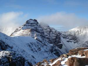 An Teallach winter