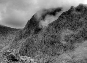Ben Nevis  tower ridge