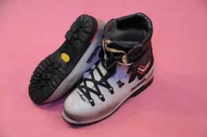 Plastic boots
