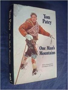 his autobiography offers a glimpse into the mind of Tom Patey, a man whose contributed greatly to modern climbing. He was killed in May 1970, abseiling from a sea stack off the north coast of Scotland. He was 38. People outside the climbing world knew of him as the only man who launched himself into space during the televised climb of the Old Man of Hoy. Inside the climbing fraternity everyone knew of him. It was when studying medicine at Aberdeen University that Tom first showed his talent as an extraordinary climber and started his long series of epic first ascents. He also took part in the four-man 1956 British expedition to climb the 28,800-foot Mustagh Tower, a mountain that many people regarded as unclimbable; they conquered it - Tom, John Hartog, Ian McNaught-Davies and the legendary Manchester plumber Joe Brown.