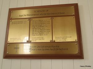 St Kilda Memorail
