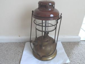 The Tilly Lamp