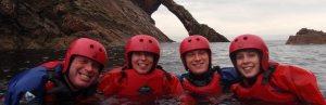web-coasteering