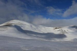 The wild Cannich Hills - a remote area this Saturday - Photo Ray Harron