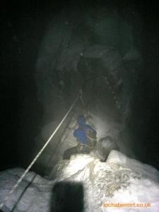 Tower Gap on the Rescue photo Lochaber MRT.