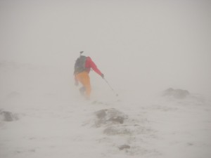 Weather in the area at times - photo Torridon Avalanche Blogspot. http://torridonblog.sais.gov.uk/