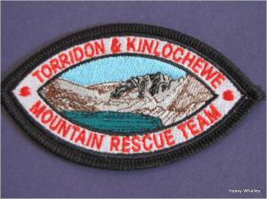 Torridon and Kinlochewe Mountain Rescue Team - a great bunch of people.