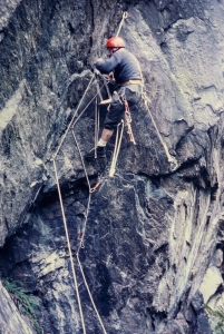 John Hinde incredible man RAF Team Leader and outdoor Instructor.