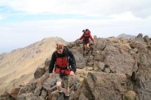 Morroco Ridge walk
