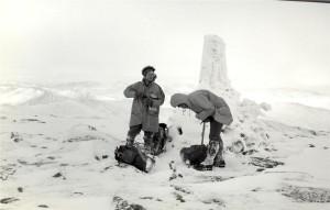 1978 West to East wild days on Lochnagar.