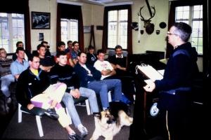 1990 teallach briefing