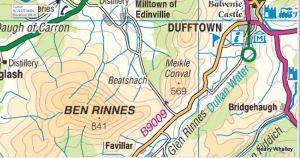Ben Rinnes Map-001