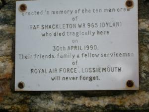 Harrris Crash Memorial