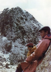 1973 Tom Mac & Heavy on An Stuic with Alan Bolton