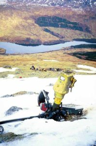 1987 Wessex Crash Ben More