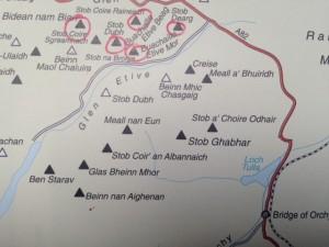 BEN STARAV MAP
