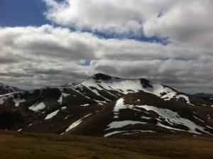 Etive Hills May Photo G. Morrision.