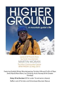 A great read High Ground by Martin Moran