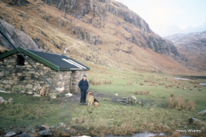 Sourlies bothy 1983