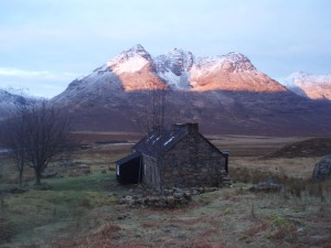 Shenevall Bothy one of Scotland most lovely places?