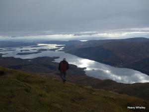 2009 Loch lomond walk off Heavy Oct