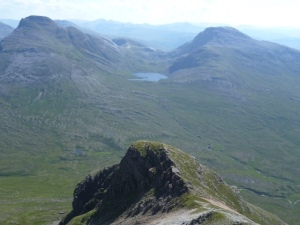 These great hills from the Corbet Beinn Dampth