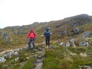 Descending Tom a Chonnich