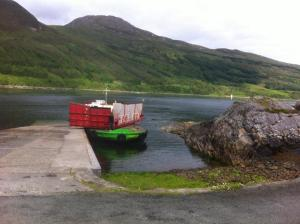 The Ferry at Kylerea