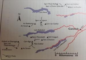 The Mullardoch Munros Day 80