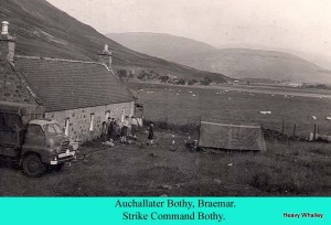 Auchalleter Bothy
