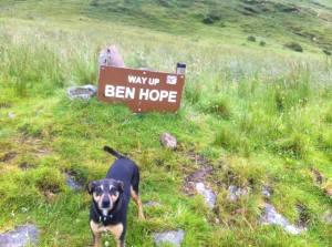 Ben Hope Nav
