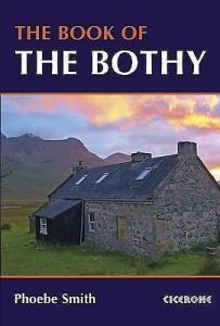 Cover of The Book of the Bothy, by Phoebe Smith