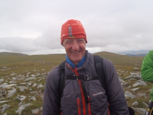 A happy man - 4 times a Munro man and Penny twice some people!